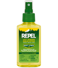 repel natural mosquito and insect repellent