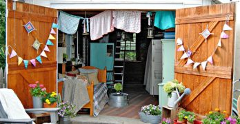 "Move Over ""Man Caves"", Here Comes the ""She Shed""!"