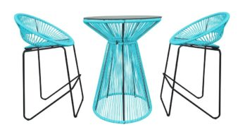 Five Favorites: The Coolest Woven Patio Furniture