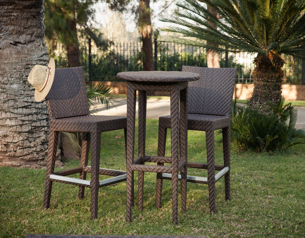 Natural Wicker Vs Synthetic Resin
