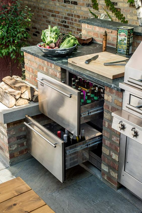 Planning an Outdoor Kitchen in 2019 - Patio Productions