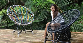 Introducing The Mandala Lounge Chairs by Harmonia Living