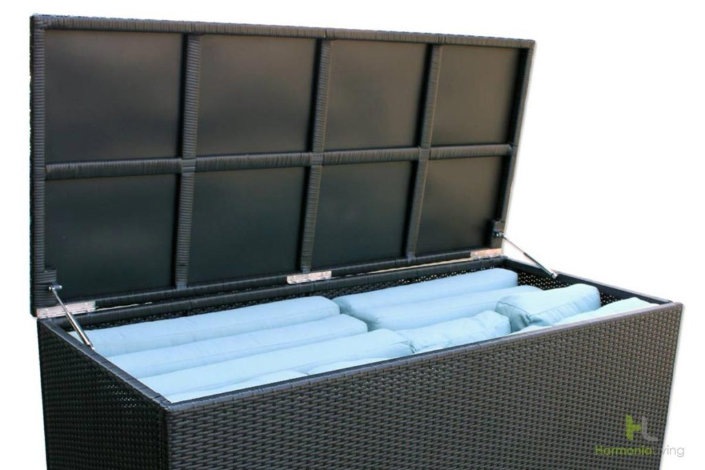 Urbana cushion storage box protect cushions