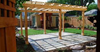 What's the Difference Between a Pergola and an Arbor?