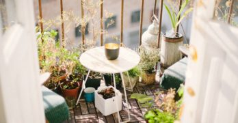 How to Decorate a Small Patio or Balcony