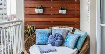 Get the Upscale Balcony Look For Less