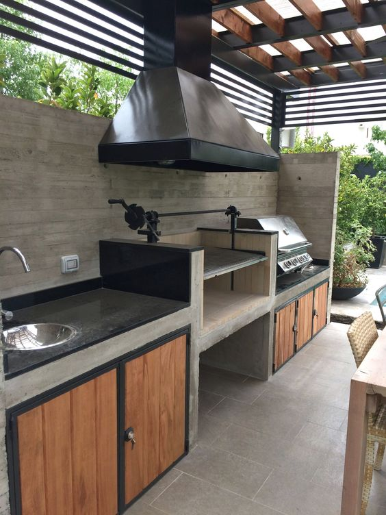 Planning An Outdoor Kitchen In 2019 Patio Productions