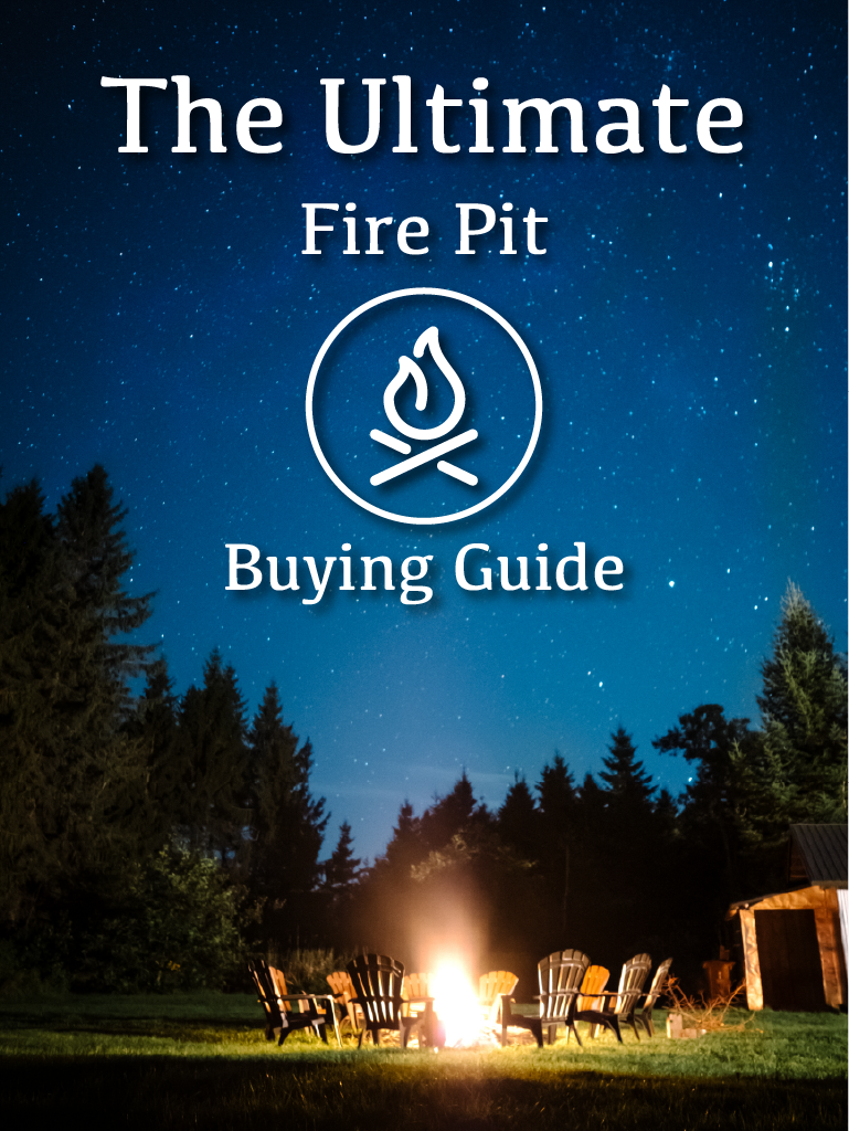 the ultimate fire pit buying guide