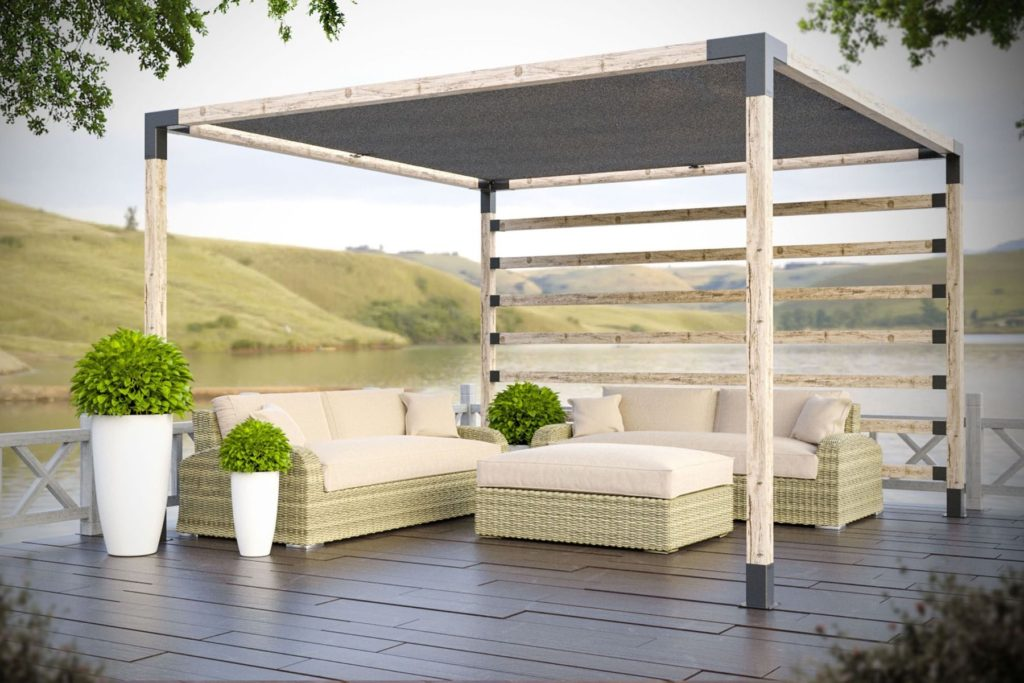What S The Difference Between A Pergola And A Gazebo
