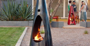 Outdoor Products For Pets: The Step On Water Fountain