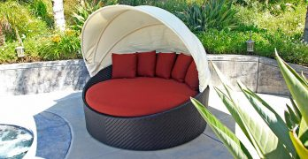 10 Outdoor Daybeds You'll Want to Use Indoors