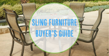 The Sling Patio Furniture Buyer's Guide