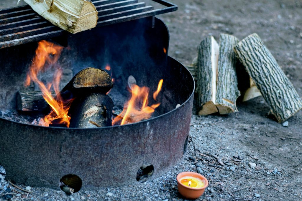 rustic outdoor fire pit ultimate fire pit buying guide