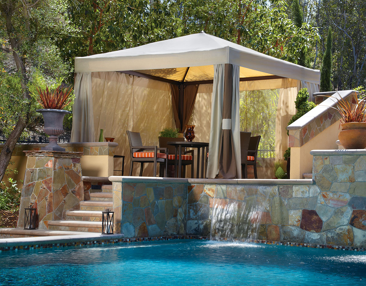 Outdoor Cabana Gazebo