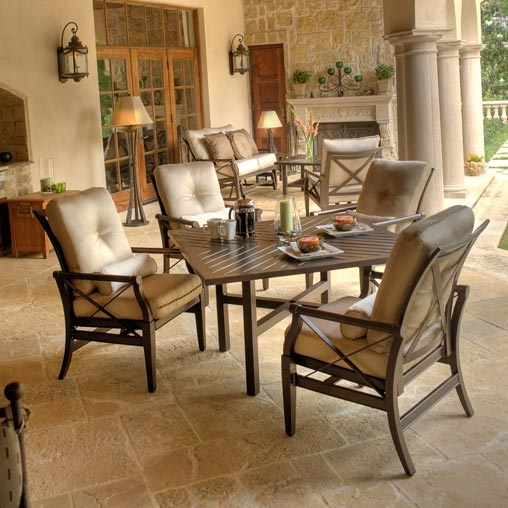 5 Pc Andover Dining Set