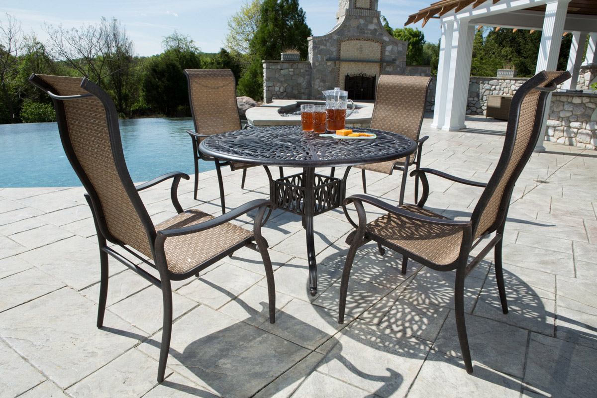 The top 10 outdoor patio furniture brands for Best outdoor dining