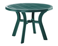 """42"""" Truva Round Dining Table Patio Productions"""
