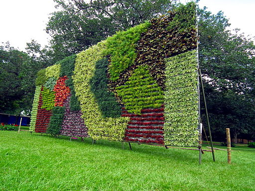 Vertical Garden Outdoor Privacy How To Tips Diy Plants Patio Design