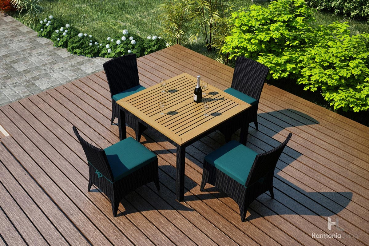 Affordable Outdoor Furniture: 10 Best Dining Sets Under $1,500