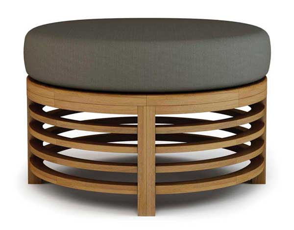 An Ottoman why your back could benefit from an ottoman
