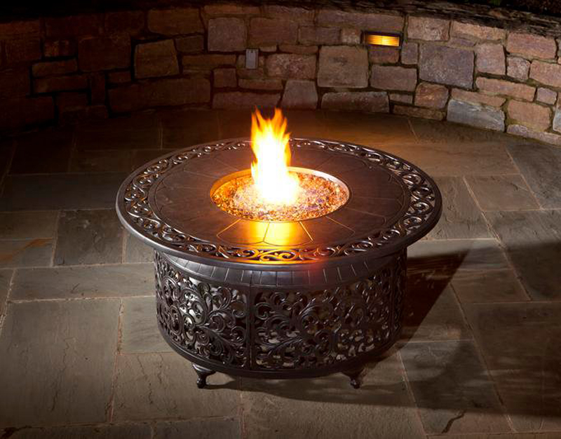 Carnelian Fire Pit from Alfresco Home