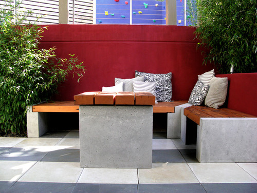Crazy Cool Concrete Patio Furniture