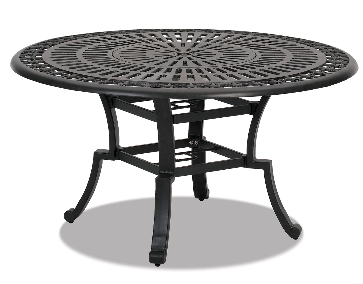 Del Mar Outdoor Dining Set Table