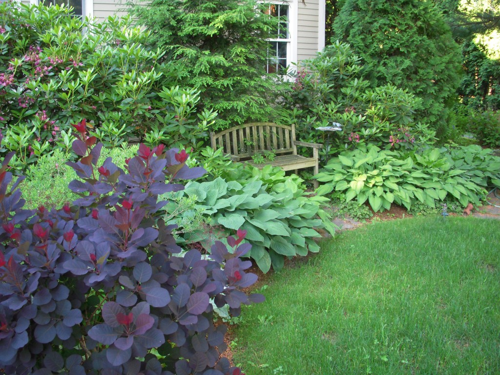 Fall landscaping ideas for Landscape garden ideas pictures