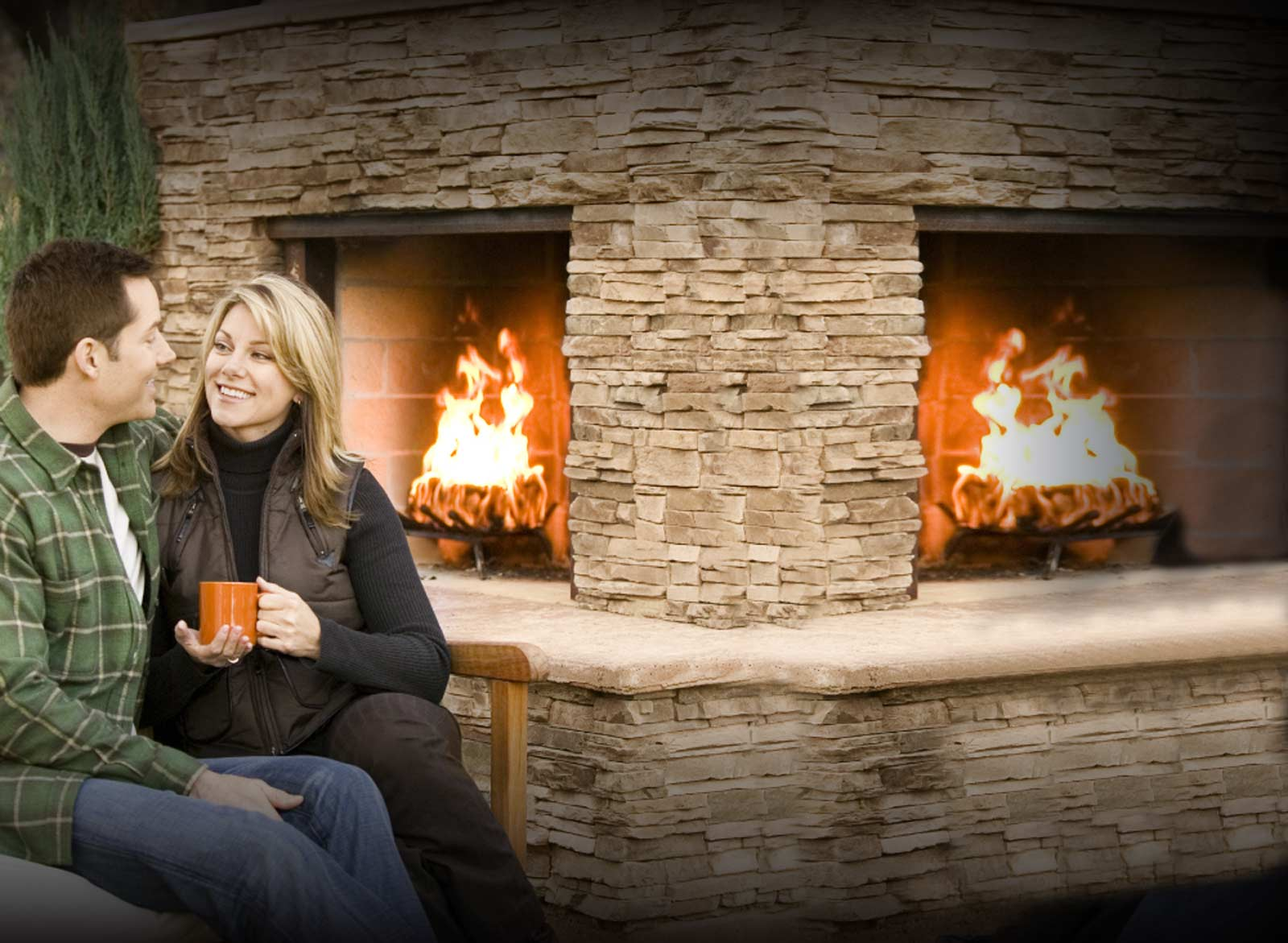 Fall Backyard Burn : Spark up Some Romance around your outdoor fire pit!