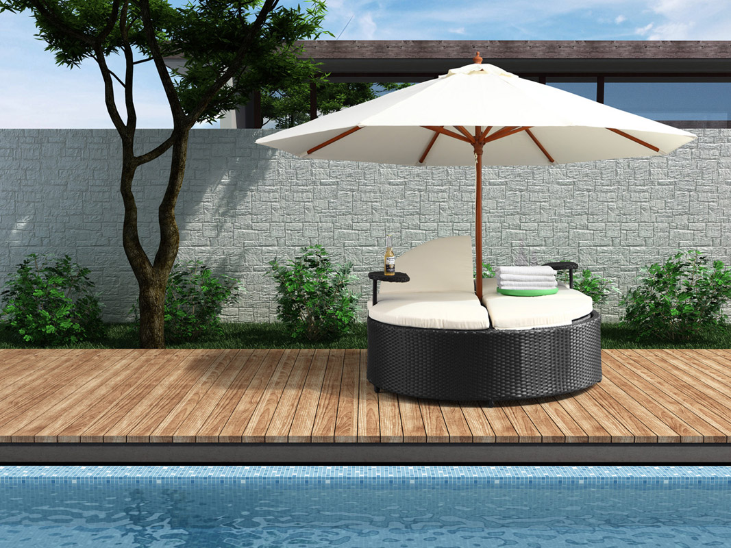 5 Poolside Furnishings To Complete The Perfect Oasis