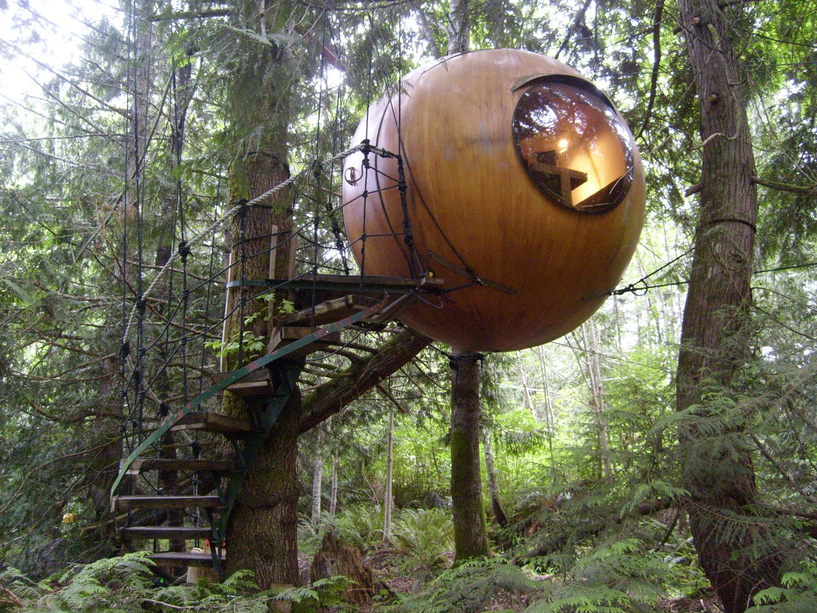 free spirit treehouse
