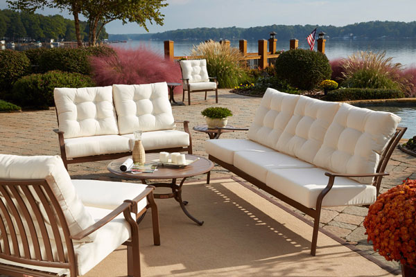 New Aluminum Patio Furniture 2014