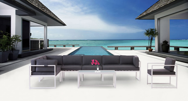 New Contemporary Outdoor Furniture 2014