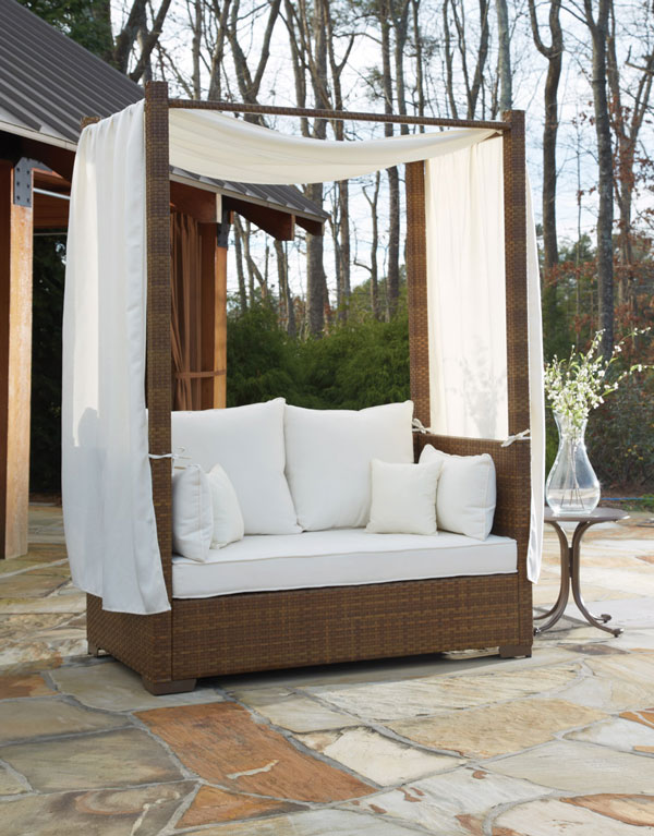 New Outdoor Daybeds 2014