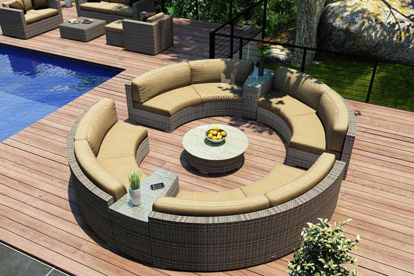 New Outdoor Furniture Designs 2014