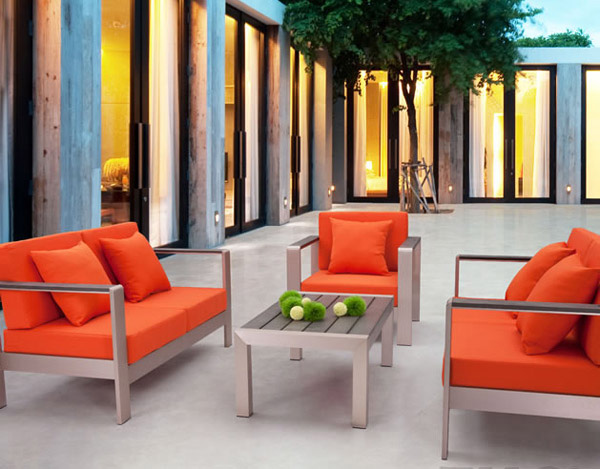 New Patio Furniture Trends
