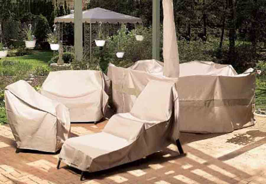 How to Protect Outdoor Furniture from Winter Damage | Patio