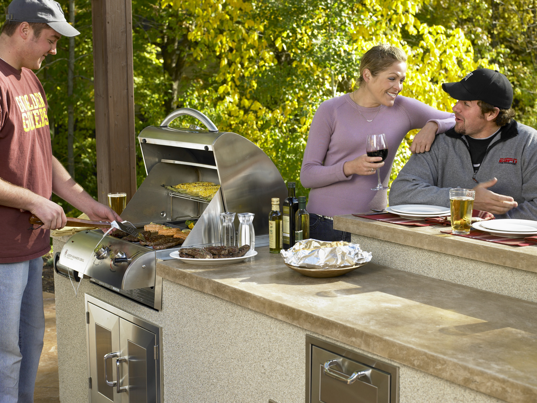 Outdoor Kitchen Planning Tips
