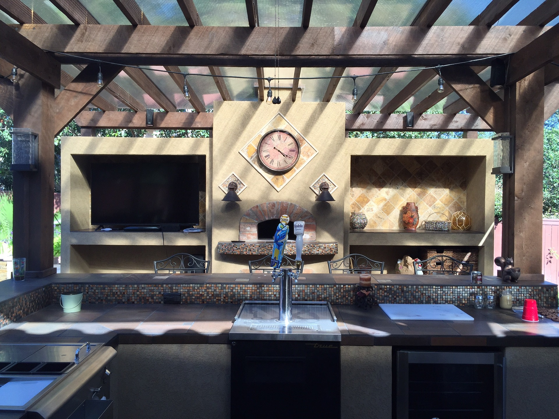7 Spectacular Kitchen Staging Ideas Photos: 7 Backyard Renovations That Increase Home Value Patio