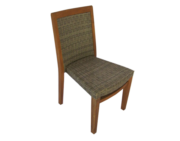 Teak And Wicker Chairs That Fit Any Outdoor Setting