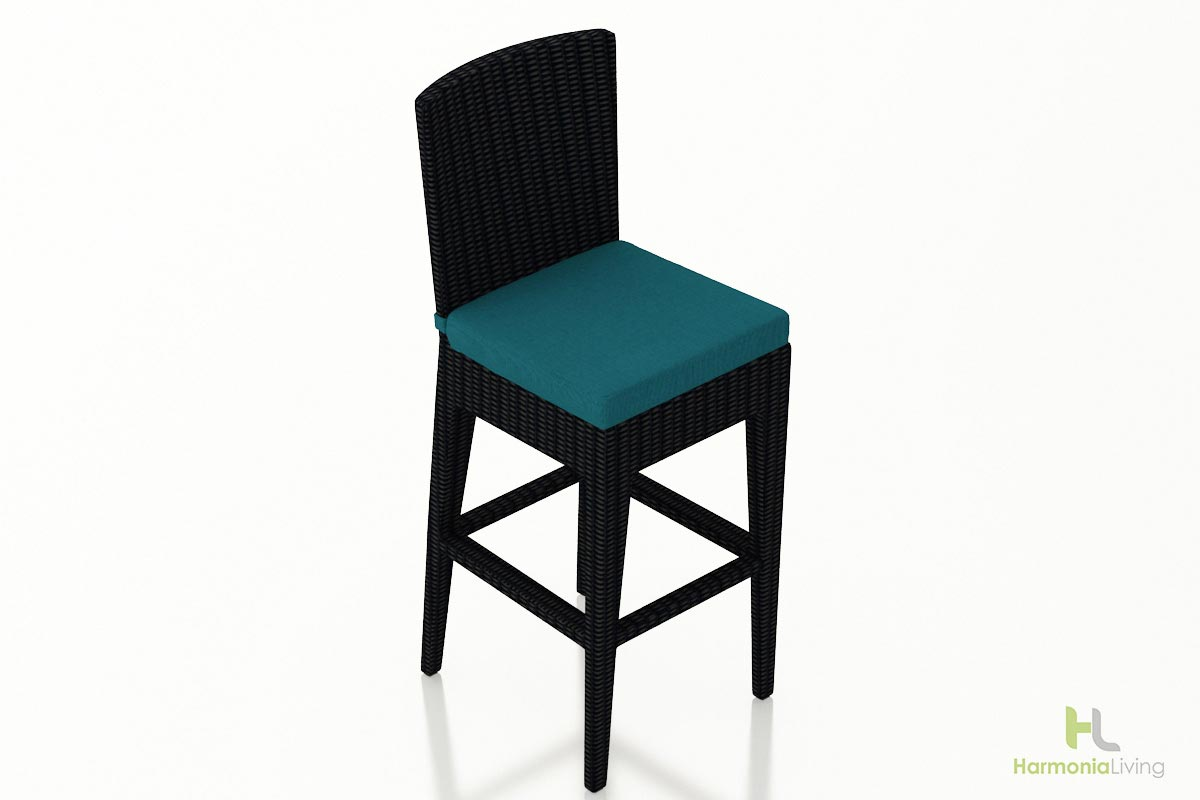 patio outdoor furniture bar chair wicker how to design build make tips advice ideas modern synthetic wicker style