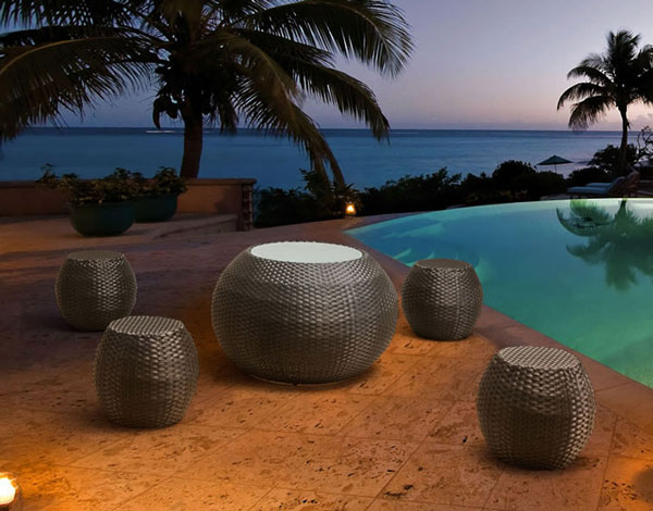 New Resort Style Outdoor Furniture