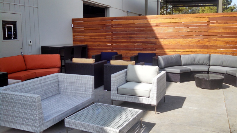 Attractive San Diego Outdoor Furniture Showroom