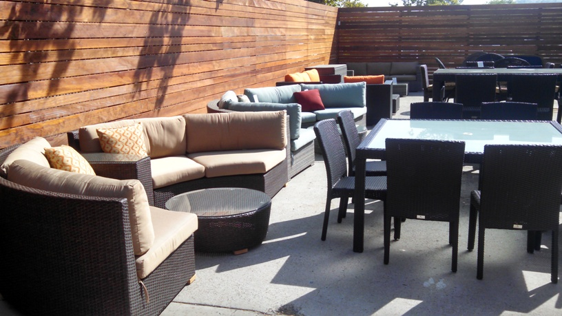 Patio Productions Opens San Diego Patio Furniture Showroom - Outdoor furniture san diego