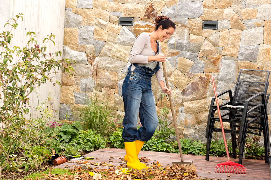 Spring Cleaning Backyard Checklist
