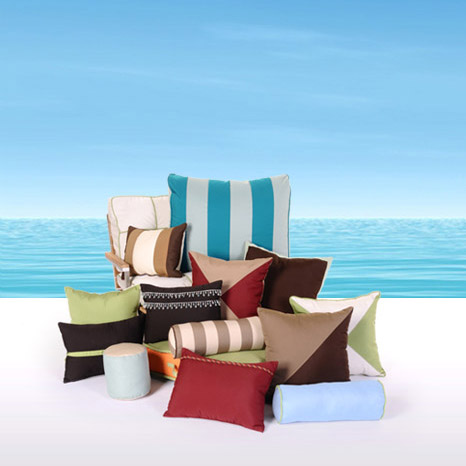 Charming Sunbrella Custom Cushions Part 21