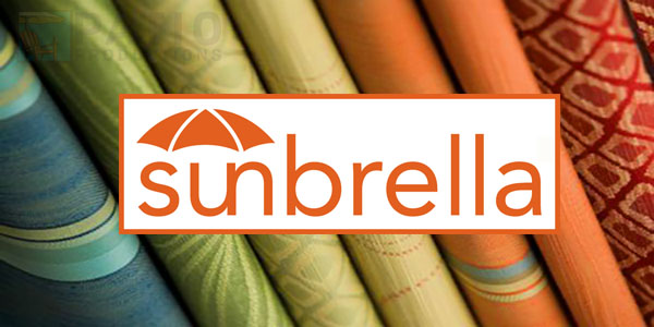 Sunbrella fabric swatches, about Sunbrella fabrics, and more