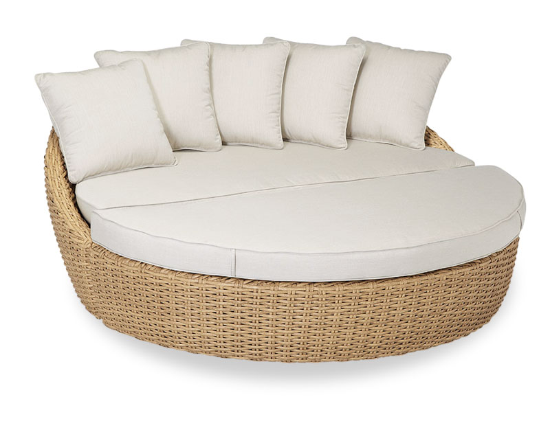 Wicker Daybed From Sunset West