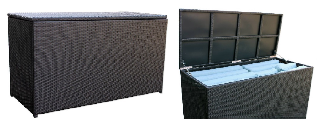 How to protect outdoor furniture from snow and winter for Outdoor furniture with storage