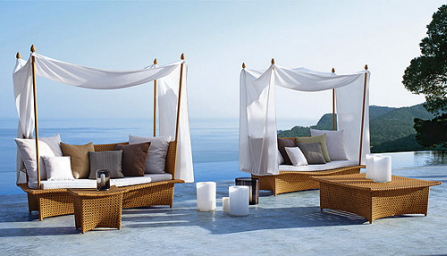 Whats The Difference Between Wicker And Rattan - Luxury patio furniture